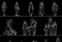AutoCad - people