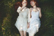 Shooting sisters