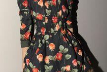 So stylish / Lovely dress / by Montserrat Arellano