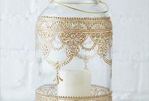 DIY Indoor Wedding Decorations