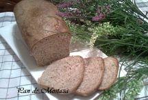 Panes y masas de Bollería / Todo tipo de Panes, Brioches y masas con Levadura de Panadero