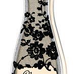 Buteleczki perfum Christiny Aguilery