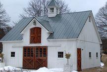 Barns ideas for our house