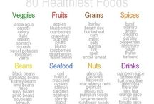 Fun Food Facts / Fun facts about food, healthy eating and nutrition