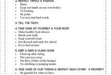Teenage House Rules