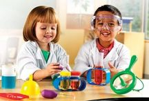 Young Scientists / Toys, books and games to encourage kids in science.  / by A Mighty Girl