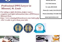 Professional DWI Lawyer in Missouri, St. Louis