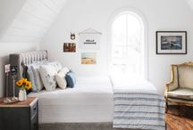 Guest Room / Comfortable guest room inspiration.