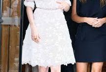 Fashion: lace and chiffon