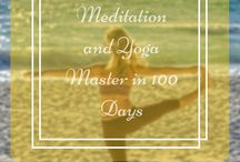 Mindful Living / Mindful health practices, sustainable living, yoga, self-care, simplifying.