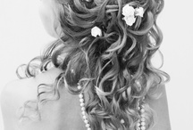 Bruids kapsels / Kapsels voor de bruiloft