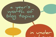 TPT and Blogging