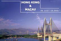 Hongkong Tour Packages