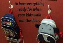 Hjemmedesign for barn