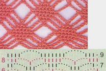 wzory na szydelku