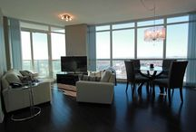2604-215 Sherway Gardens Road / With many thousands spent on upgrades, Suite 2604 is a 2-bedroom 2-bathroom 805 Sq foot masterpiece located in Tower 3 of the prestigious One Sherway Condominium development. For a personal showing please call Richard Robibero at 416-277-8025.