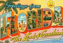 Florida Love / Florida hot spots: eat, play, visit!