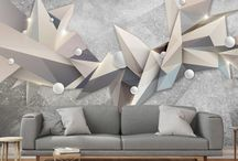ABSTRACTIONS - Murals - Fototapety