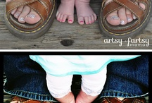 Introducing..... / A photo board for baby