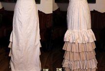 Kleidsames made by the historic Lizard / Kostüme und Kleidung