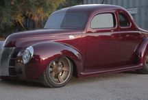 1936 Ford / If I like certain style ques from an earlier or later model I'll post that here too.