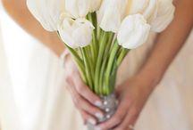 White Tulip Wedding