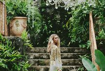 Photoshoot ideas in a greenhouse