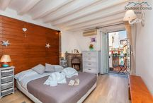 Furnish Small Spaces - Boutique Domus Navona Librari Balcony / Ideas to furnish small city apartments.