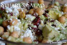 Salads / by Brenda Brakebill