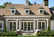 Dream Homes / A girl can dream... / by PoshLiving