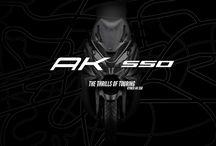 """""""AK- 47"""" / kymco ak 550"""