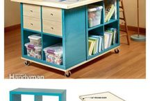 Sewing furniture ideas