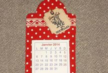*** Mini-calendriers
