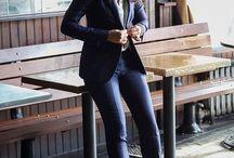 Modern woman casual