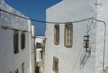 ISLAND DRESS / Yiorgos Koulasidis  Greek Islands Chic white, cotton voils, lace, embroidered