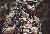 Tactical Beard