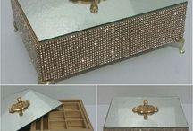 dekoratif tepsi