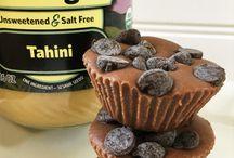 Tahini - Recipes