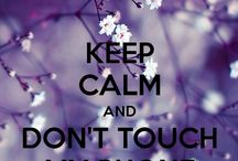 Keep Calm and :D