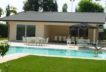 Villa Classica a Cividate (BG) / Villa in legno dallo stile classico