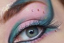 make-up moodboard