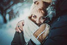 Зимняя фотосесси