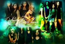 Pretty Little Liars my secret Adiction / by Alexis Schmidt