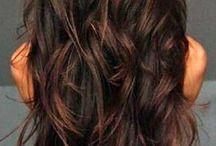 Martha's hair / la belleza de una melena larga hay que mantenerla sí o sí...... yeah