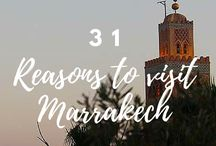 ♡ Morocco Travel ♡ / Travel stories and tips for your travel adventure in Morocco. All about the highlights and best things to do in Marrakesh, Casablanca, Fez, Chefchaouen, Agadir, Rabat, Essaouira, Chegaga sand dunes, deserts and all other Moroccan towns, cities and regions. Happy Travels ♡