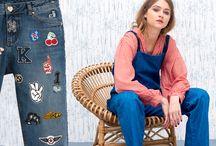 La Tendance Citadine en Denim / Du total look à l'accessoire mode, on vous dit tout sur la Tendance Citadine en Denim sur le blog de La Brand Boutique.