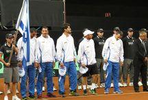 Davis Cup: België-Israël