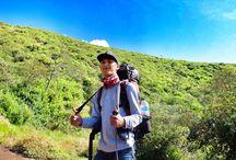 Mt. Merbabu, Indonesia - 3142mdpl