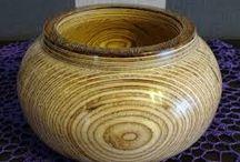 Plywood bowl & more