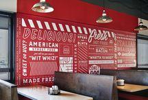 fast-food arredo